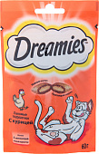 Корм Dreamies Курица 60г[ТЦ]